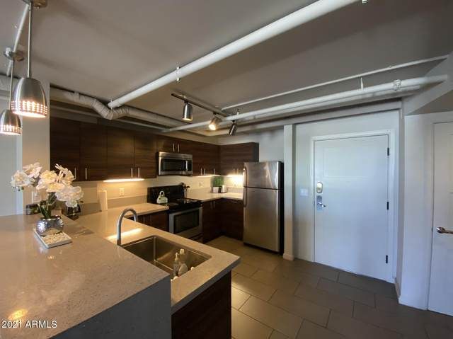 535 W Thomas Road #302, Phoenix, AZ 85013 (MLS #6222706) :: Keller Williams Realty Phoenix
