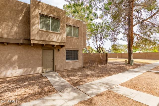 600 S Dobson Road #107, Mesa, AZ 85202 (MLS #6222722) :: My Home Group