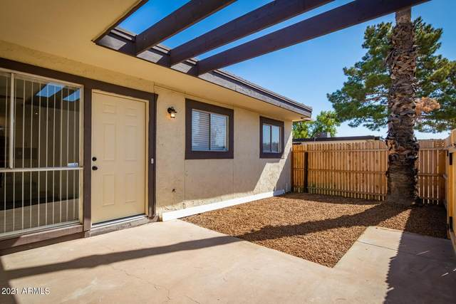 720 S Dobson Road #89, Mesa, AZ 85202 (MLS #6222726) :: My Home Group