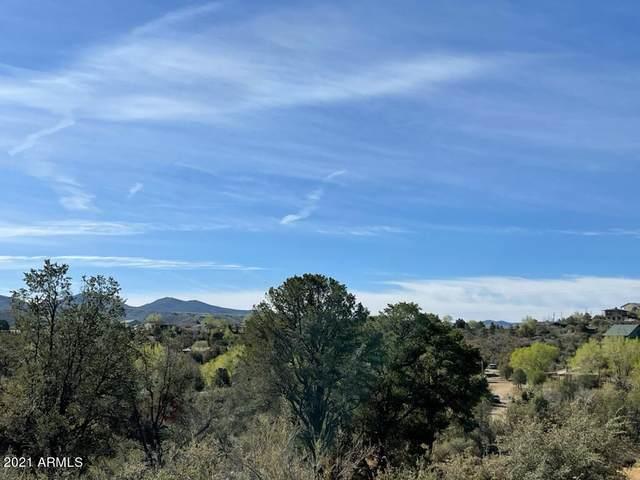1888 N Crystal Drive, Prescott, AZ 86301 (MLS #6222739) :: Maison DeBlanc Real Estate