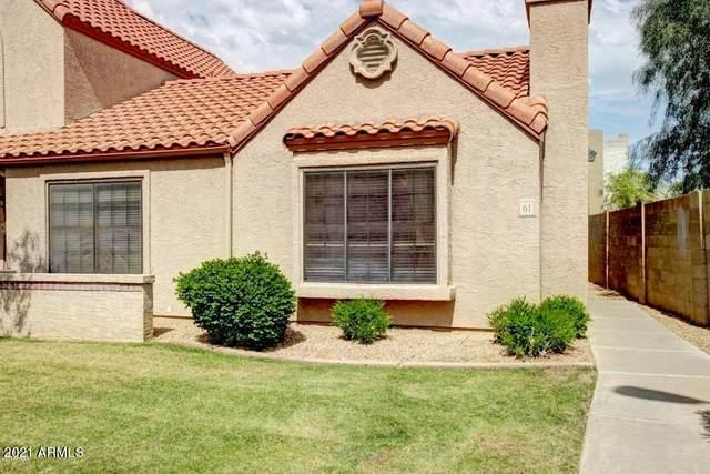3491 N Arizona Avenue #61, Chandler, AZ 85225 (MLS #6222747) :: Balboa Realty
