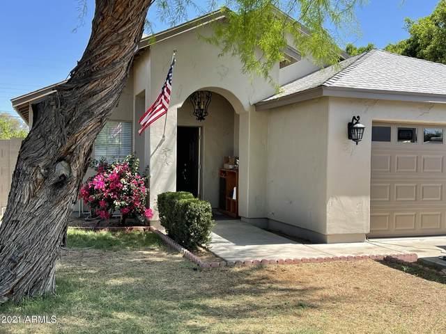 7017 N 34TH Avenue, Phoenix, AZ 85051 (MLS #6222752) :: The Luna Team
