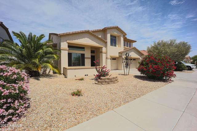 17630 W Desert Lane, Surprise, AZ 85388 (MLS #6222753) :: Zolin Group