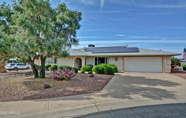 18437 N Conquistador Drive, Sun City West, AZ 85375 (MLS #6222754) :: Balboa Realty