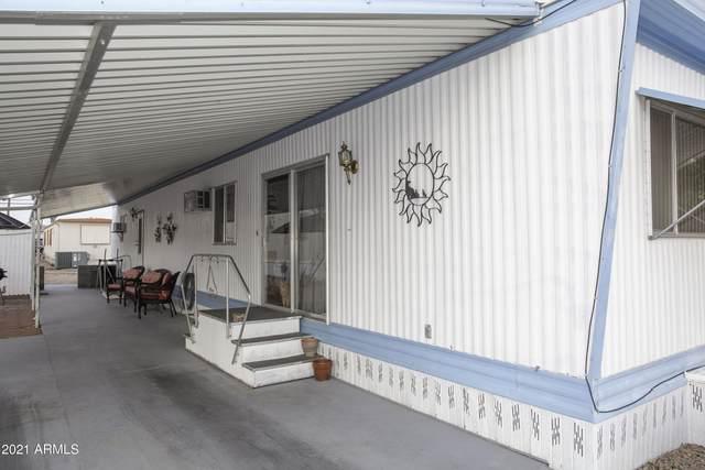 7807 E Main Street B26, Mesa, AZ 85207 (MLS #6222755) :: Yost Realty Group at RE/MAX Casa Grande
