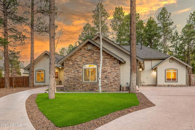 2113 W University Avenue, Flagstaff, AZ 86001 (MLS #6222776) :: Maison DeBlanc Real Estate