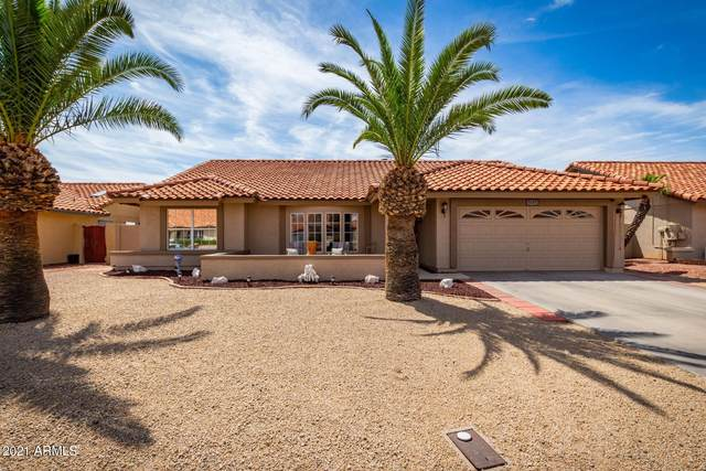 9157 W Hearn Road, Peoria, AZ 85381 (MLS #6222777) :: Balboa Realty
