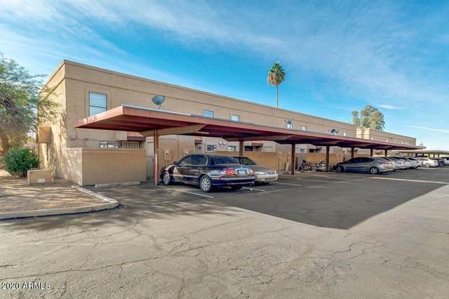18239 N 40TH Street #166, Phoenix, AZ 85032 (MLS #6222782) :: Yost Realty Group at RE/MAX Casa Grande