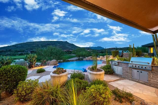9490 E Rising Sun Drive, Scottsdale, AZ 85262 (MLS #6222794) :: Maison DeBlanc Real Estate