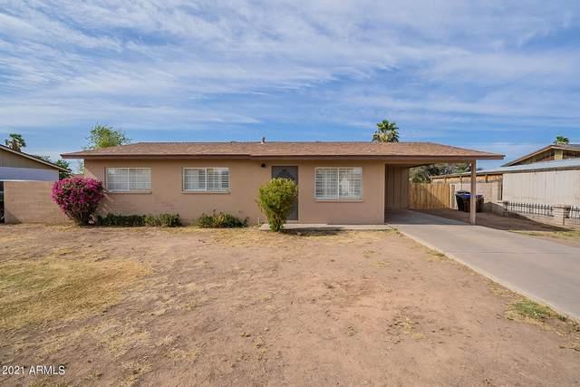 8606 W Polk Street, Tolleson, AZ 85353 (MLS #6222812) :: Hurtado Homes Group
