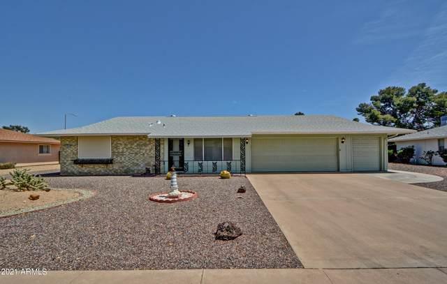 19021 N 99TH Drive, Sun City, AZ 85373 (MLS #6222821) :: Yost Realty Group at RE/MAX Casa Grande
