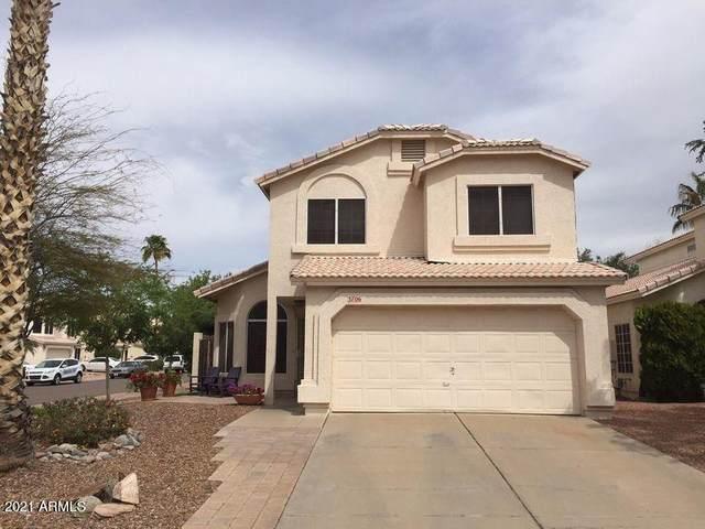 3706 E Taro Lane, Phoenix, AZ 85050 (MLS #6222829) :: The Laughton Team