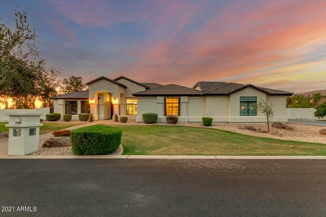 2570 E Calle De Flores, Gilbert, AZ 85298 (MLS #6222836) :: Yost Realty Group at RE/MAX Casa Grande