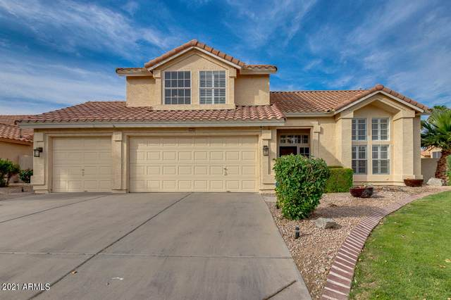 2332 W Redwood Drive, Chandler, AZ 85248 (MLS #6222840) :: Yost Realty Group at RE/MAX Casa Grande