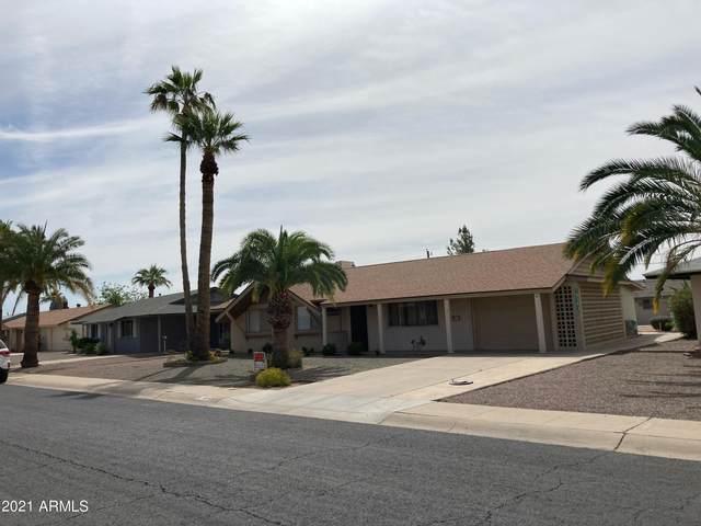 10343 W Monterosa Drive, Sun City, AZ 85351 (MLS #6222848) :: Yost Realty Group at RE/MAX Casa Grande