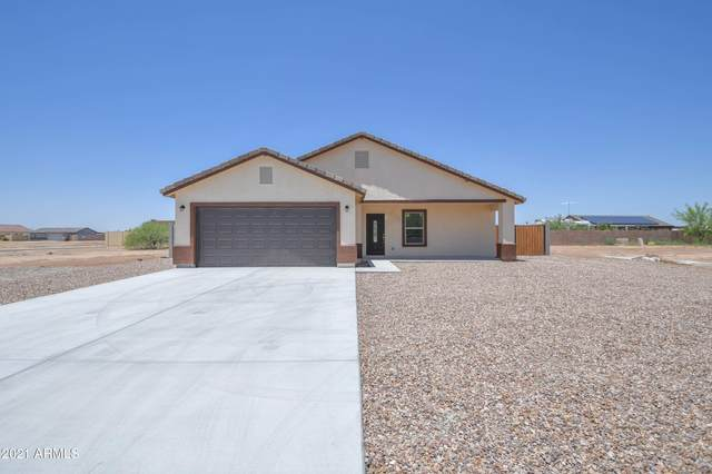 9997 W Santa Cruz Boulevard, Arizona City, AZ 85123 (MLS #6222850) :: Yost Realty Group at RE/MAX Casa Grande