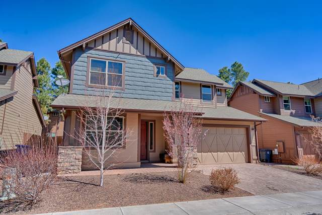 2745 W Pico Del Monte Circle, Flagstaff, AZ 86001 (MLS #6222860) :: Maison DeBlanc Real Estate