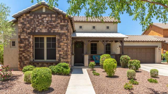 3724 N Springfield Street, Buckeye, AZ 85396 (MLS #6222872) :: The Property Partners at eXp Realty