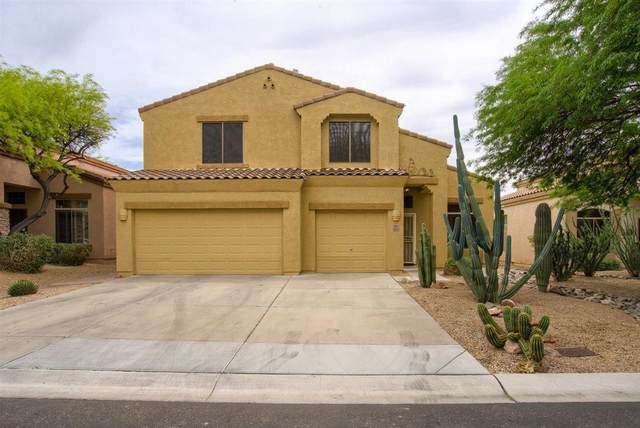 34205 N 43RD Street, Cave Creek, AZ 85331 (MLS #6222878) :: The Riddle Group