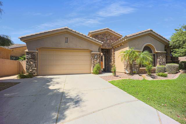 5194 S Mingus Place, Chandler, AZ 85249 (MLS #6222880) :: Yost Realty Group at RE/MAX Casa Grande