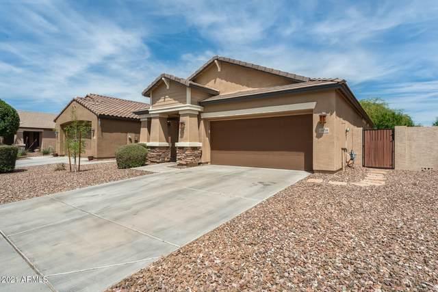 11038 E Shepperd Avenue, Mesa, AZ 85212 (MLS #6222889) :: Balboa Realty