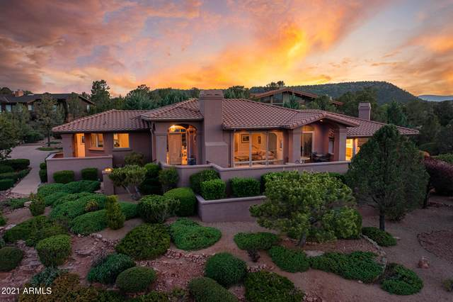 44 Calle Del Arboles, Sedona, AZ 86336 (MLS #6222900) :: The Riddle Group