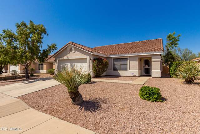 10606 E Bramble Avenue, Mesa, AZ 85208 (MLS #6222902) :: Balboa Realty