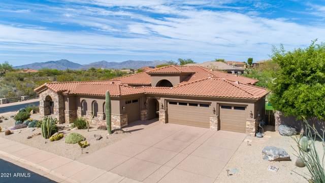 9504 E Preserve Way, Scottsdale, AZ 85262 (MLS #6222911) :: Maison DeBlanc Real Estate