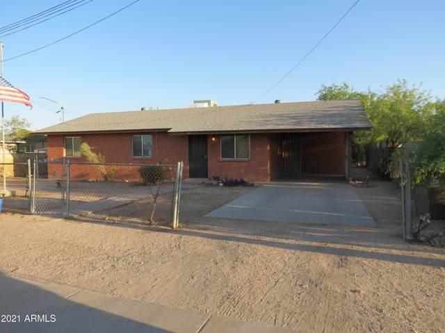 355 E Feliz Street, Florence, AZ 85132 (MLS #6222921) :: Yost Realty Group at RE/MAX Casa Grande