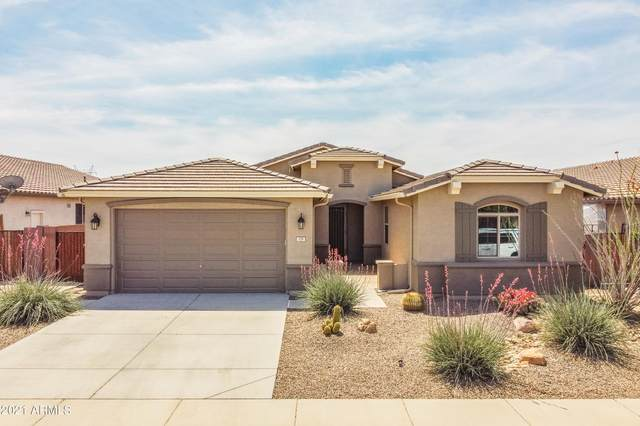 135 W Yellow Wood Avenue, San Tan Valley, AZ 85140 (MLS #6222924) :: The Property Partners at eXp Realty