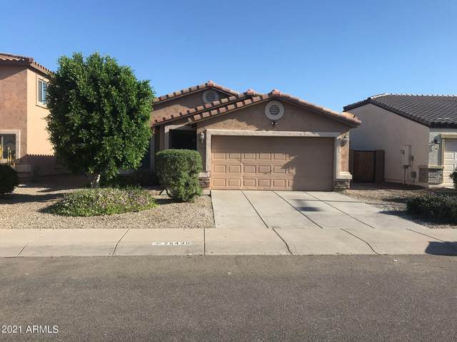25436 W Jackson Avenue, Buckeye, AZ 85326 (MLS #6222940) :: neXGen Real Estate