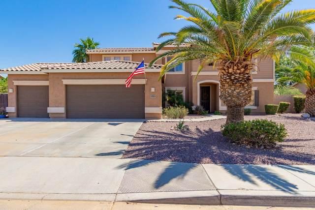 1163 E Canyon Way, Chandler, AZ 85249 (MLS #6222942) :: Lucido Agency