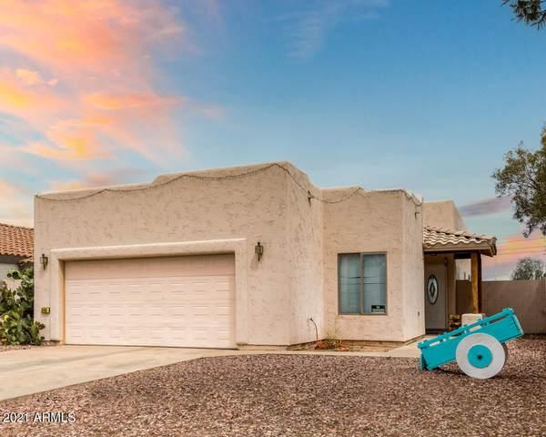 348 W Seagoe Avenue, Coolidge, AZ 85128 (MLS #6222967) :: Yost Realty Group at RE/MAX Casa Grande