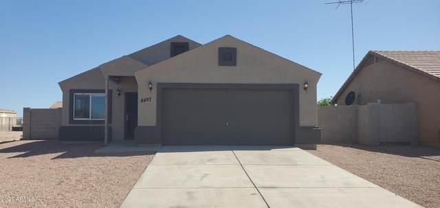 8497 W Magnum Drive, Arizona City, AZ 85123 (MLS #6222969) :: Yost Realty Group at RE/MAX Casa Grande