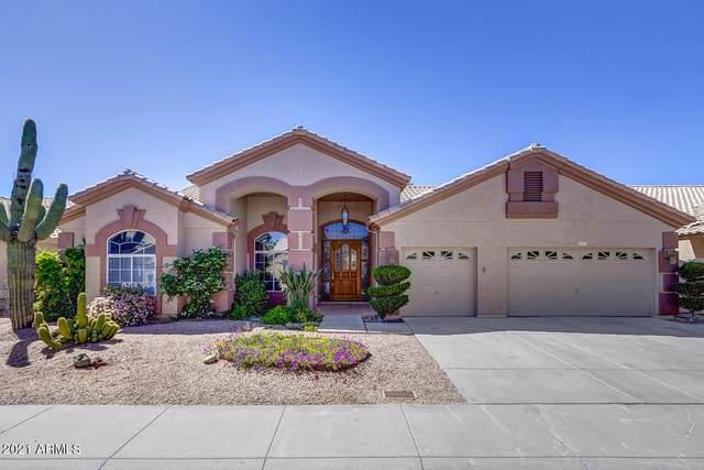 6833 E Gelding Drive, Scottsdale, AZ 85254 (MLS #6222981) :: Howe Realty