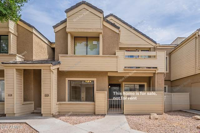 2035 S Elm Street #141, Tempe, AZ 85282 (MLS #6222988) :: Power Realty Group Model Home Center
