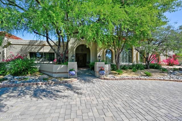 8610 E De La O Road, Scottsdale, AZ 85255 (MLS #6222989) :: Yost Realty Group at RE/MAX Casa Grande