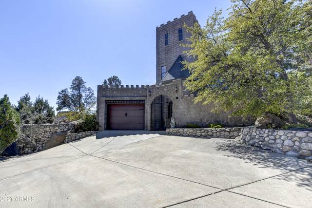 150 Apollo Heights Drive, Prescott, AZ 86305 (MLS #6222993) :: The Riddle Group