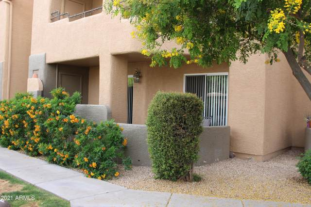 3845 E Greenway Road #119, Phoenix, AZ 85032 (MLS #6222995) :: Balboa Realty