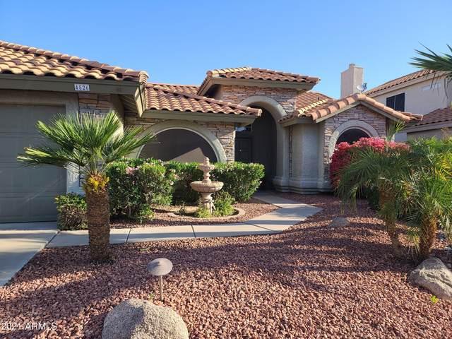 4526 E Michigan Avenue, Phoenix, AZ 85032 (MLS #6223012) :: Zolin Group