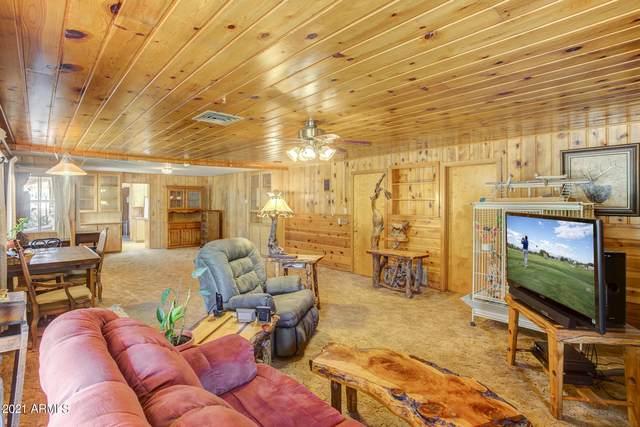 407 S Bassett Lane, Payson, AZ 85541 (MLS #6223017) :: Maison DeBlanc Real Estate