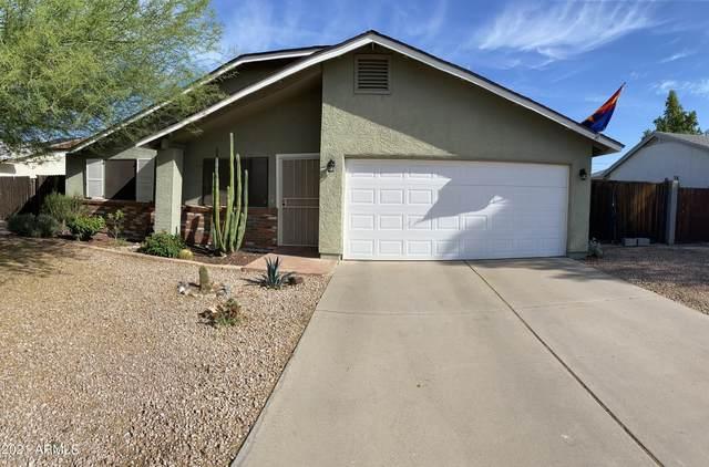 1538 W Wickieup Lane, Phoenix, AZ 85027 (MLS #6223030) :: Klaus Team Real Estate Solutions