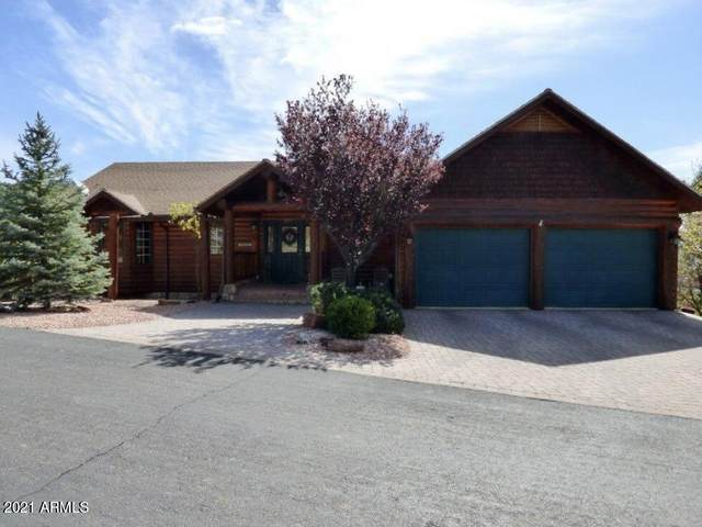 4393 N Preserve Drive, Pine, AZ 85544 (MLS #6223041) :: Klaus Team Real Estate Solutions