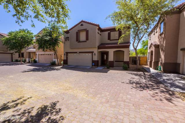 1341 E Dunbar Drive, Phoenix, AZ 85042 (MLS #6223042) :: Maison DeBlanc Real Estate