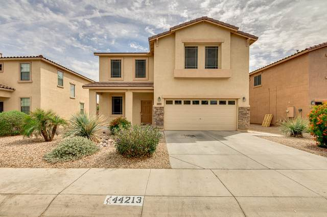 44123 W Kramer Lane, Maricopa, AZ 85138 (MLS #6223046) :: Maison DeBlanc Real Estate