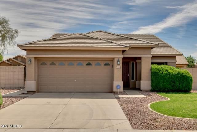 3581 S Loback Lane, Gilbert, AZ 85297 (MLS #6223059) :: Keller Williams Realty Phoenix