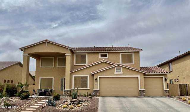 22338 N O Sullivan Drive, Maricopa, AZ 85138 (MLS #6223060) :: Power Realty Group Model Home Center