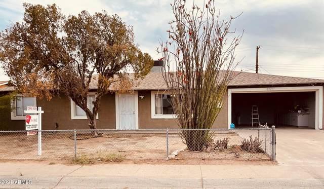 4825 W Flower Street, Phoenix, AZ 85031 (MLS #6223073) :: Maison DeBlanc Real Estate