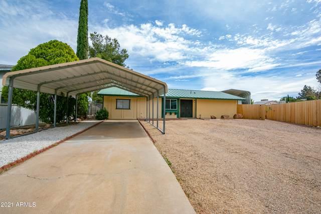 921 Plaza Camarillo, Sierra Vista, AZ 85635 (MLS #6223075) :: CANAM Realty Group