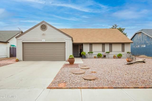 5547 W Yucca Street, Glendale, AZ 85304 (MLS #6223079) :: Maison DeBlanc Real Estate